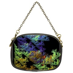 Fractal Forest Chain Purses (two Sides)