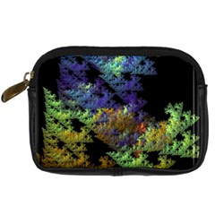 Fractal Forest Digital Camera Cases