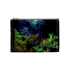 Fractal Forest Cosmetic Bag (medium)