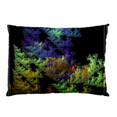Fractal Forest Pillow Case (Two Sides)