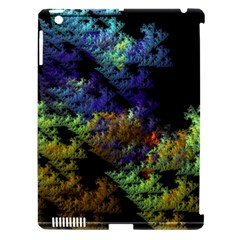 Fractal Forest Apple iPad 3/4 Hardshell Case (Compatible with Smart Cover)