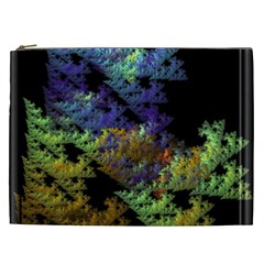 Fractal Forest Cosmetic Bag (XXL)