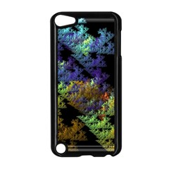 Fractal Forest Apple iPod Touch 5 Case (Black)