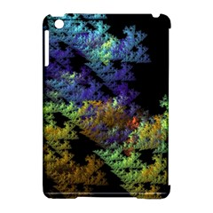 Fractal Forest Apple Ipad Mini Hardshell Case (compatible With Smart Cover)
