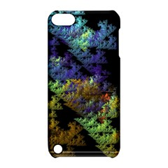 Fractal Forest Apple iPod Touch 5 Hardshell Case with Stand