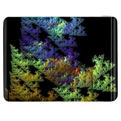 Fractal Forest Samsung Galaxy Tab 7  P1000 Flip Case