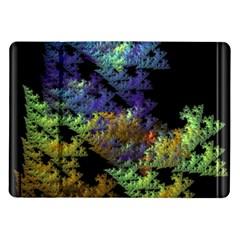 Fractal Forest Samsung Galaxy Tab 10.1  P7500 Flip Case