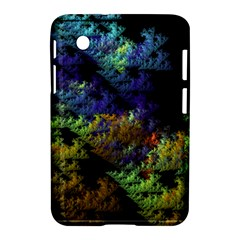 Fractal Forest Samsung Galaxy Tab 2 (7 ) P3100 Hardshell Case
