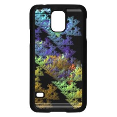 Fractal Forest Samsung Galaxy S5 Case (Black)