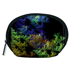 Fractal Forest Accessory Pouches (medium)