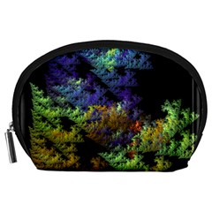 Fractal Forest Accessory Pouches (Large)