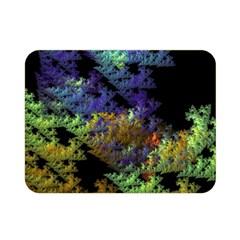 Fractal Forest Double Sided Flano Blanket (Mini)