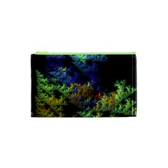 Fractal Forest Cosmetic Bag (XS)