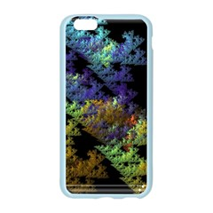 Fractal Forest Apple Seamless iPhone 6/6S Case (Color)