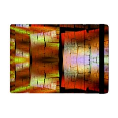 Fractal Tiles Apple iPad Mini Flip Case