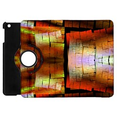 Fractal Tiles Apple iPad Mini Flip 360 Case
