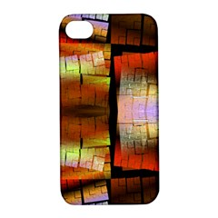 Fractal Tiles Apple iPhone 4/4S Hardshell Case with Stand