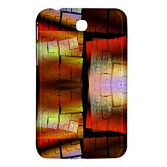 Fractal Tiles Samsung Galaxy Tab 3 (7 ) P3200 Hardshell Case