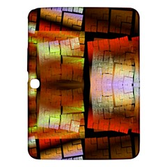 Fractal Tiles Samsung Galaxy Tab 3 (10.1 ) P5200 Hardshell Case