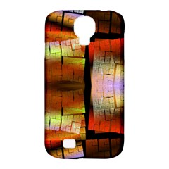 Fractal Tiles Samsung Galaxy S4 Classic Hardshell Case (PC+Silicone)