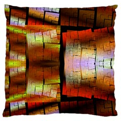 Fractal Tiles Standard Flano Cushion Case (Two Sides)