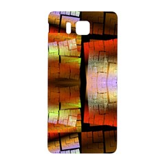 Fractal Tiles Samsung Galaxy Alpha Hardshell Back Case