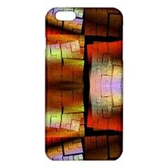 Fractal Tiles iPhone 6 Plus/6S Plus TPU Case