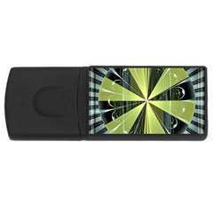 Fractal Ball USB Flash Drive Rectangular (2 GB)