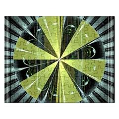 Fractal Ball Rectangular Jigsaw Puzzl