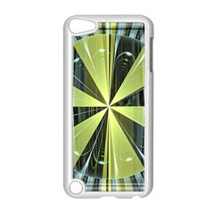 Fractal Ball Apple Ipod Touch 5 Case (white)