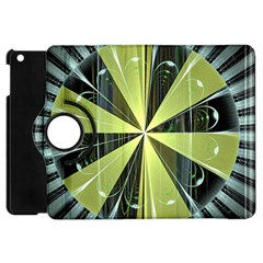 Fractal Ball Apple iPad Mini Flip 360 Case