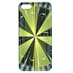 Fractal Ball Apple iPhone 5 Hardshell Case with Stand