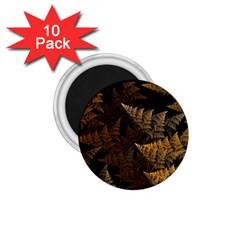 Fractal Fern 1.75  Magnets (10 pack)