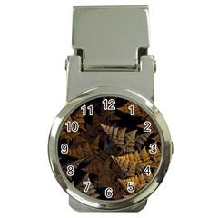 Fractal Fern Money Clip Watches