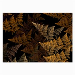 Fractal Fern Large Glasses Cloth