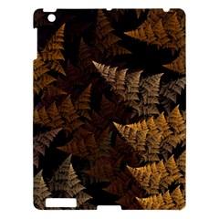 Fractal Fern Apple iPad 3/4 Hardshell Case