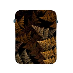 Fractal Fern Apple iPad 2/3/4 Protective Soft Cases
