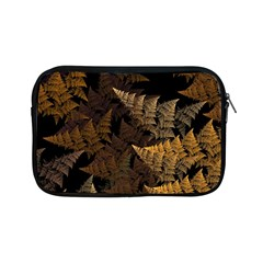 Fractal Fern Apple iPad Mini Zipper Cases