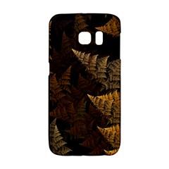 Fractal Fern Galaxy S6 Edge