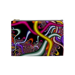Fractal Roots Cosmetic Bag (Medium)