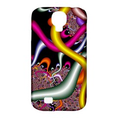 Fractal Roots Samsung Galaxy S4 Classic Hardshell Case (PC+Silicone)