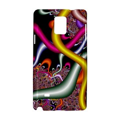 Fractal Roots Samsung Galaxy Note 4 Hardshell Case
