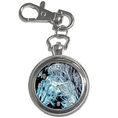 Fractal Forest Key Chain Watches