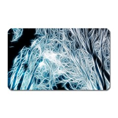 Fractal Forest Magnet (Rectangular)