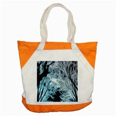 Fractal Forest Accent Tote Bag