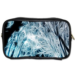 Fractal Forest Toiletries Bags 2-Side
