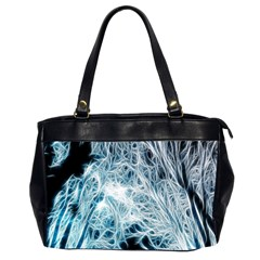 Fractal Forest Office Handbags (2 Sides)