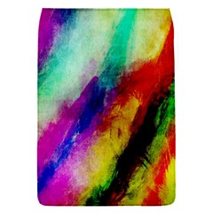 Abstract Colorful Paint Splats Flap Covers (S)