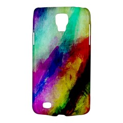 Abstract Colorful Paint Splats Galaxy S4 Active