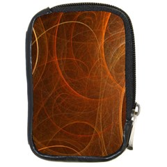 Fractal Color Lines Compact Camera Cases